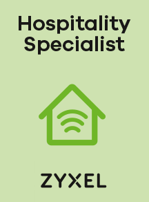 Image certification ZYXEL Hospitality Specialist
